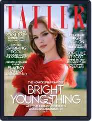 Tatler UK Magazine (Digital) Subscription August 1st, 2021 Issue