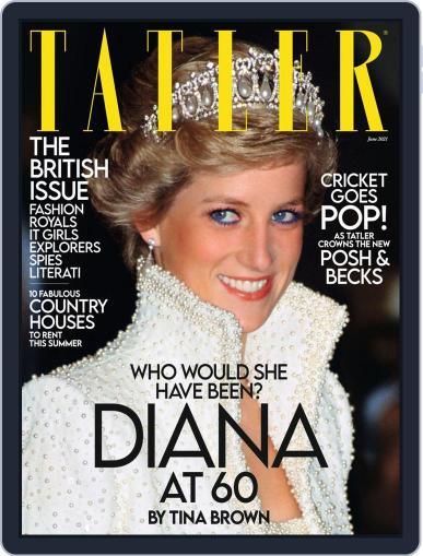 Tatler UK Magazine (Digital) June 1st, 2021 Issue Cover