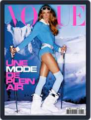 Vogue Paris Magazine (Digital) Subscription October 1st, 2020 Issue