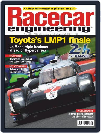 Racecar Engineering Magazine (Digital) October 1st, 2020 Issue Cover