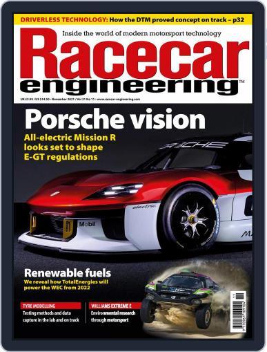 Racecar Engineering Magazine (Digital) November 1st, 2021 Issue Cover