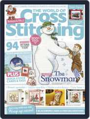 The World of Cross Stitching Magazine (Digital) Subscription December 1st, 2020 Issue