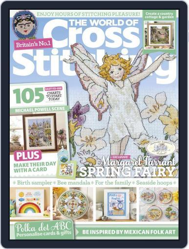 The World of Cross Stitching