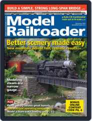 Model Railroader Magazine (Digital) Subscription November 1st, 2020 Issue