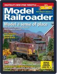 Model Railroader Magazine (Digital) Subscription March 1st, 2021 Issue