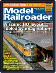 Model Railroader Magazine (Digital) Subscription September 1st, 2021 Issue