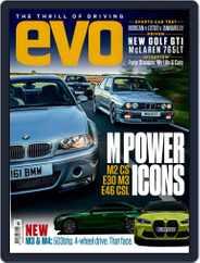 Evo Magazine (Digital) Subscription November 1st, 2020 Issue