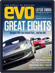 Evo Magazine (Digital) Subscription August 1st, 2021 Issue
