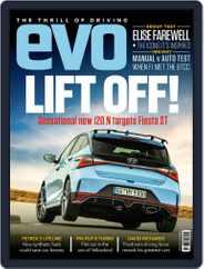 Evo Magazine (Digital) Subscription May 1st, 2021 Issue