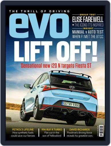 Evo Magazine (Digital) May 1st, 2021 Issue Cover