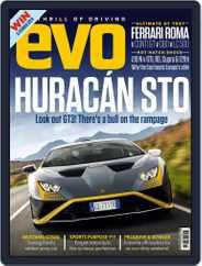 Evo Magazine (Digital) Subscription October 1st, 2021 Issue