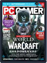 PC Gamer (US Edition) Magazine (Digital) Subscription December 1st, 2020 Issue