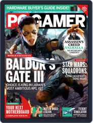 PC Gamer (US Edition) Magazine (Digital) Subscription November 1st, 2020 Issue