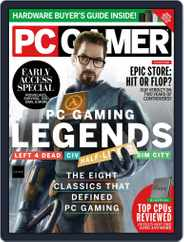 PC Gamer (US Edition) Magazine (Digital) Subscription April 1st, 2021 Issue