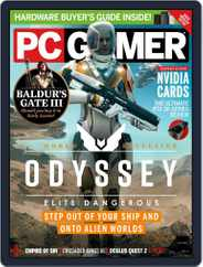 PC Gamer (US Edition) Magazine (Digital) Subscription January 1st, 2021 Issue