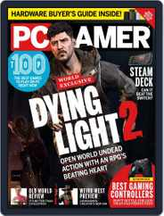 PC Gamer (US Edition) Magazine (Digital) Subscription November 1st, 2021 Issue
