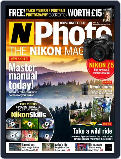N-photo: The Nikon Magazine (Digital) October 1st, 2020 Issue Cover