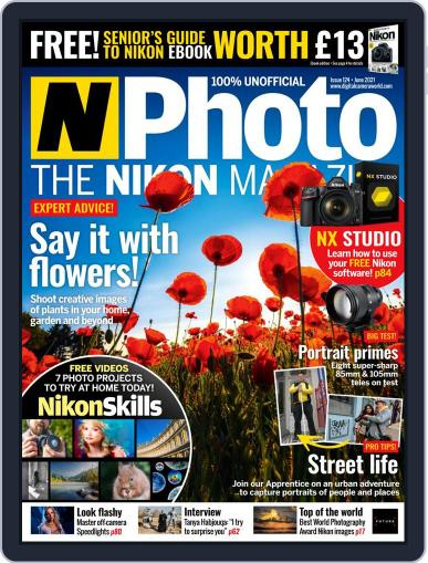 N-photo: The Nikon Magazine (Digital) June 1st, 2021 Issue Cover