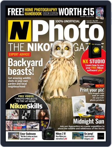 N-photo: The Nikon Magazine (Digital) May 1st, 2021 Issue Cover
