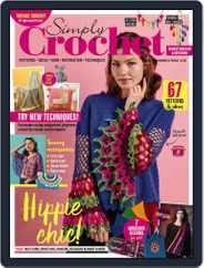 Simply Crochet Magazine (Digital) Subscription June 30th, 2021 Issue