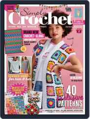 Simply Crochet Magazine (Digital) Subscription May 1st, 2021 Issue