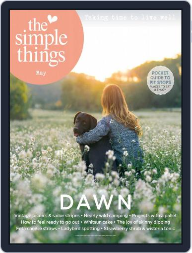 The Simple Things Magazine (Digital) May 1st, 2021 Issue Cover