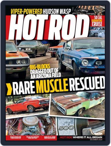 Hot Rod Magazine (Digital) December 1st, 2020 Issue Cover