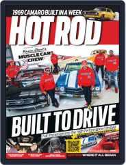 Hot Rod Magazine (Digital) Subscription September 1st, 2021 Issue