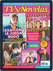 TV y Novelas México Magazine (Digital) Subscription October 12th, 2020 Issue