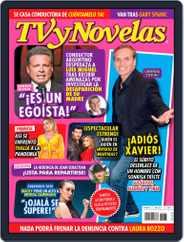 TV y Novelas México Magazine (Digital) Subscription September 14th, 2020 Issue