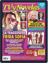 TV y Novelas México Magazine (Digital) Subscription April 12th, 2021 Issue