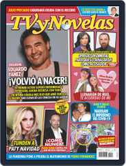 TV y Novelas México Magazine (Digital) Subscription January 11th, 2021 Issue