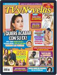 TV y Novelas México Magazine (Digital) Subscription July 19th, 2021 Issue
