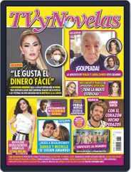 TV y Novelas México Magazine (Digital) Subscription March 1st, 2021 Issue