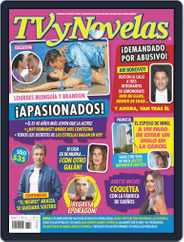 TV y Novelas México Magazine (Digital) Subscription May 3rd, 2021 Issue