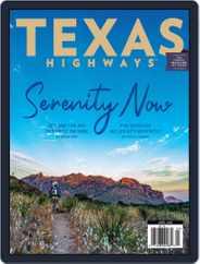 Texas Highways Magazine (Digital) Subscription April 1st, 2021 Issue