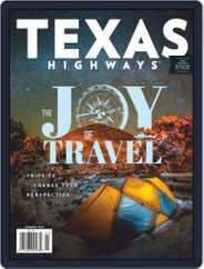Texas Highways Magazine (Digital) Subscription January 1st, 2021 Issue