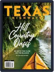 Texas Highways Magazine (Digital) Subscription July 1st, 2021 Issue