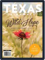 Texas Highways Magazine (Digital) Subscription March 1st, 2021 Issue