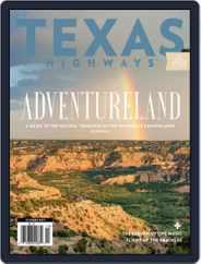 Texas Highways Magazine (Digital) Subscription October 1st, 2021 Issue
