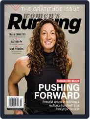 Women's Running Magazine (Digital) Subscription November 1st, 2020 Issue