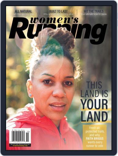 Women's Running Magazine (Digital) September 1st, 2020 Issue Cover