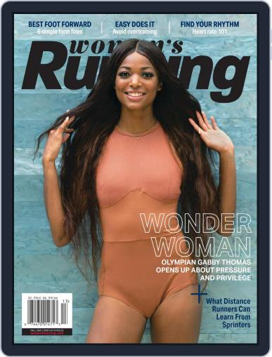 Women's Running September 13th, 2021 Digital Back Issue Cover