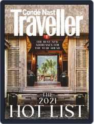 Conde Nast Traveller UK Magazine (Digital) Subscription June 1st, 2021 Issue
