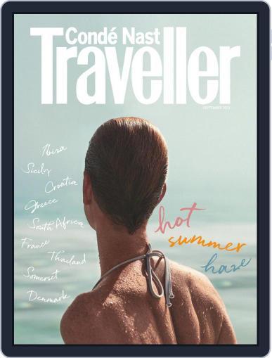 Conde Nast Traveller UK Magazine (Digital) September 1st, 2021 Issue Cover