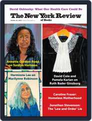 The New York Review of Books Magazine (Digital) Subscription October 22nd, 2020 Issue
