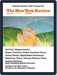 The New York Review of Books Magazine (Digital) Subscription October 8th, 2020 Issue