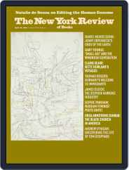 The New York Review of Books Magazine (Digital) Subscription April 29th, 2021 Issue