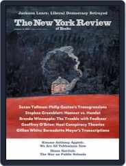 The New York Review of Books Magazine (Digital) Subscription January 14th, 2021 Issue