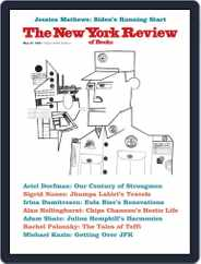The New York Review of Books Magazine (Digital) Subscription May 27th, 2021 Issue